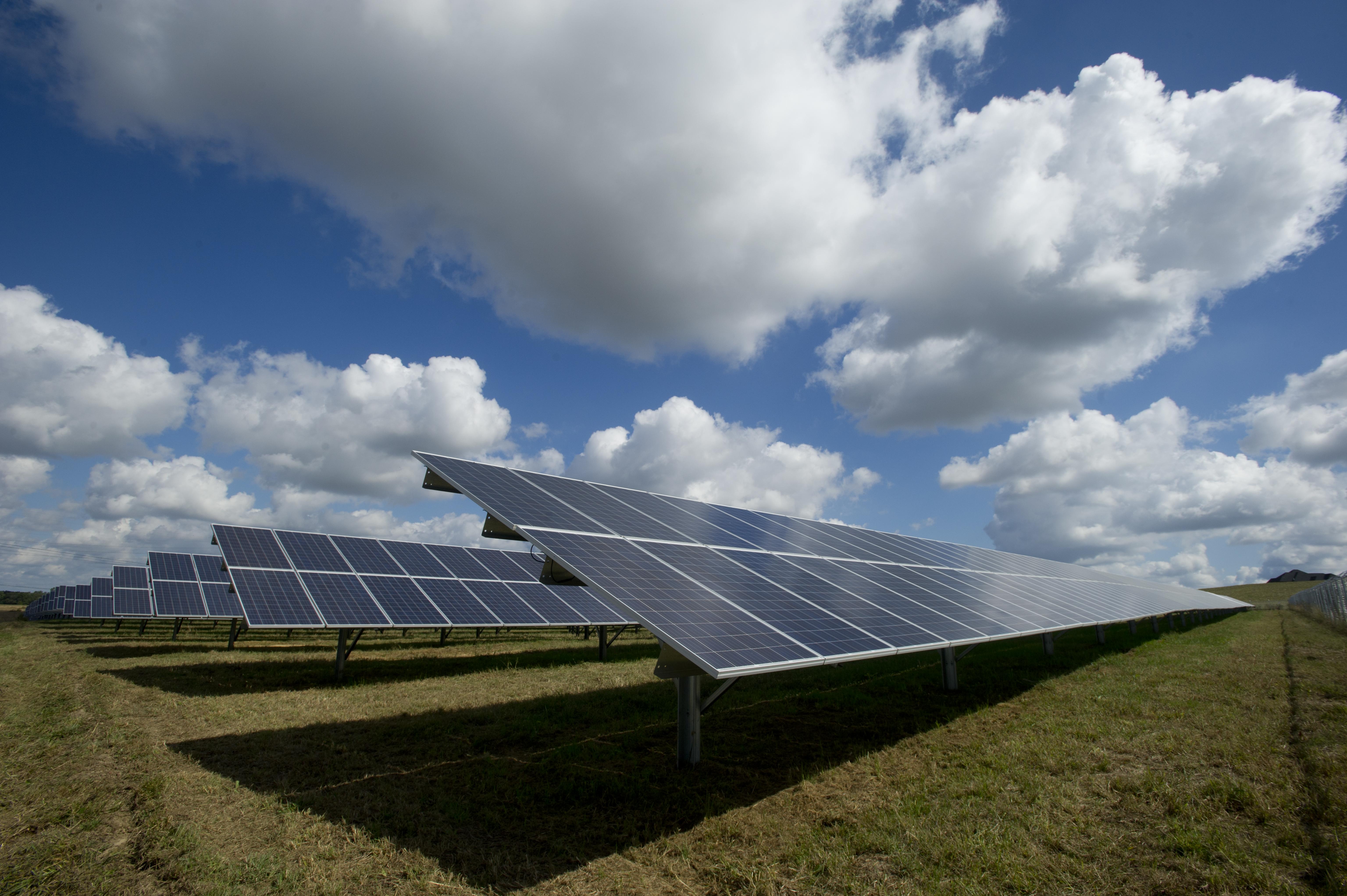 Indiana Municipal Power Agency Solar Parks